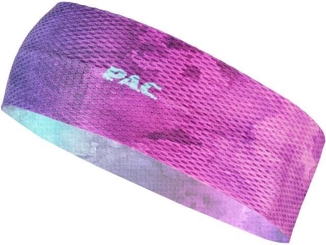 P.A.C. Mesh Hoofdbedekking roze/violet
